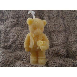 Candle bear bridegroom