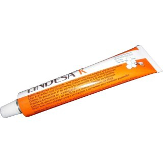 LINDESA K skin protection cream with chamomile, 50ml