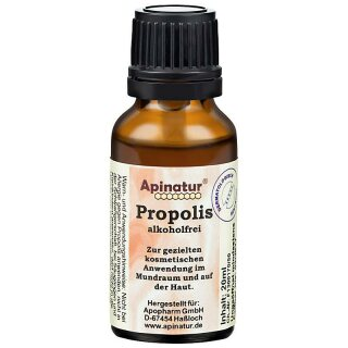 Propolis solution non-alcoholic, 20ml