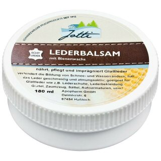 Leather Balm 180ml can