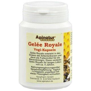 Gelee-Royale-Kapseln, 60 Stück