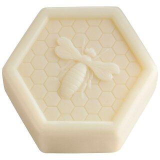 Honey soap with royal jelly 100g honeycomb