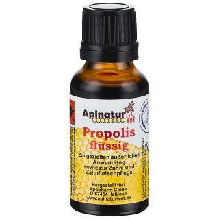 Apinatur-vet Propolis flüssig, alkoholisch, 20ml