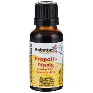 Apinatur-vet Propolis liquid, alcohol-free, 20ml