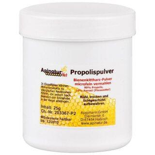 Apinatur-vet Propolispulver, 25g