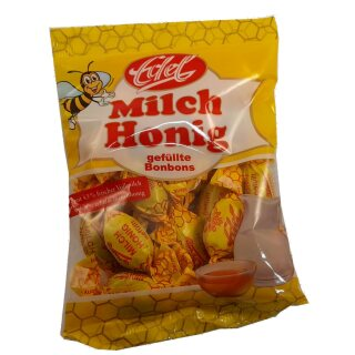 Milk and honey candy, 100g